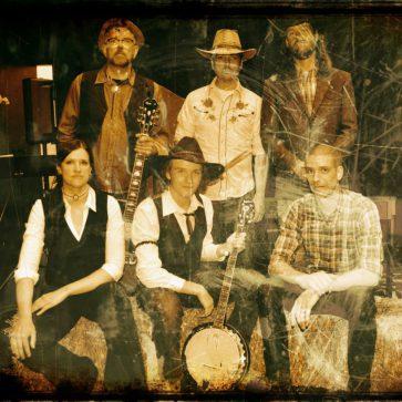 Mountain Ridge Band - old